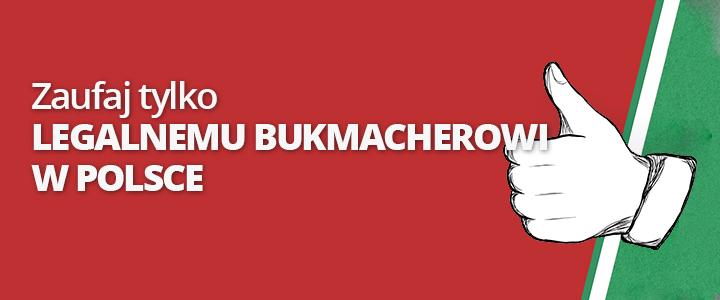 Legalny bukmacher w Polsce PZBUK